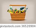 vector, tool, icon 36520904