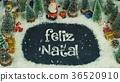 Stop motion animation of Feliz Natal (Portuguese 36520910
