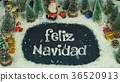 Stop motion animation of Feliz Navidad(Spanish 36520913