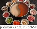 火鍋 鴛鴦鍋 麻辣鍋 36522650