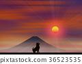 ภูเขาฟูจิ,ภูเขาไฟฟูจิ,ปีใหม่ 36523535