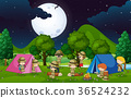 kid, child, camping 36524232