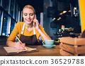 咖啡師 女人 女性 36529788