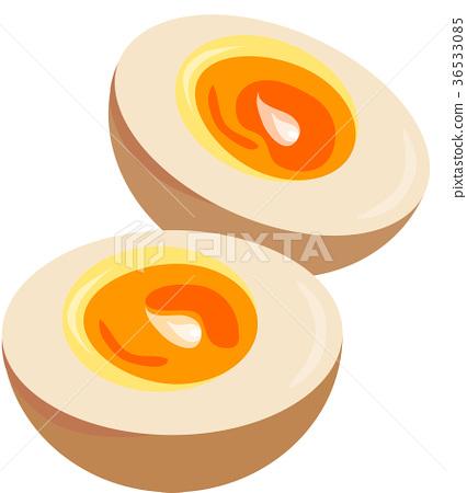 A boiled egg 36533085