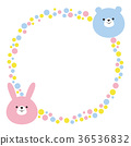 兔子 兔 熊 36536832