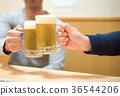 生啤酒敬酒 36544206