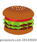 burger, burgers, hamburger 36549609