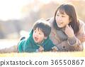 parenthood, parent and child, grin 36550867