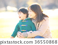 parenthood, parent and child, grin 36550868