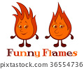 Funny Flames 36554736