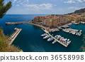 monaco, panorama, architecture 36558998