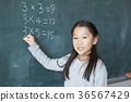 초등학생, 아이, 어린이 36567429