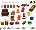 巧克力 乔科省 蛋糕 36568682