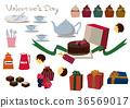 巧克力蛋糕 禮物 送禮 36569017