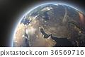 地球儀 土地 土 36569716