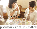 優雅的下午茶時間 36575070