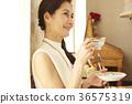 優雅的下午茶時間 36575319