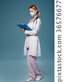medical woman doctor 36576677