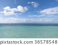 미야코지마 시, 바다, 푸른 하늘 36578548