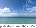 해안, 바닷가, 바다 36578552