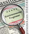 Environmental Engineer Join Our Team. 3D. 36583583