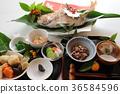 断奶仪式 节日表 日本食品 36584596