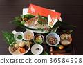 断奶仪式 节日表 日本食品 36584598
