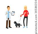 兽医 宠物 狗 36586354