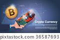 bitcoin crypto currency 36587693