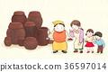 kimjang, kimchi-making for the winter 005 36597014