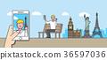 Mobile-payment help us live a convenient life. 004 36597036
