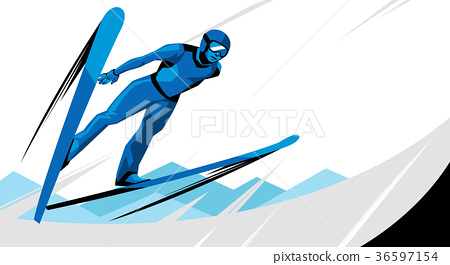 A Powerful of Winter Sports - second part 011 36597154