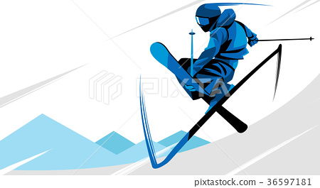 A Powerful of Winter Sports - second part 013 36597181