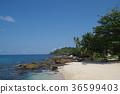 thailand, beach, beaches 36599403