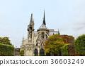 파리, 에펠탑, 개선문 36603249
