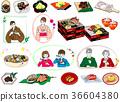 설 음식, 오세치 요리, 명절 음식 36604380