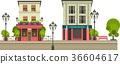 City Street 36604617