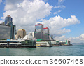 the Hong Kong victoria harbour at 2017 36607468