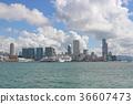 Belcher Bay ,Victoria Harbour at hong kong 36607473