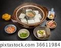 boiled tofu, tofu, bean curd 36611984