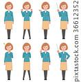 女生 女孩 女性 36612352