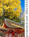 kitano shrine, kitano tenman-gu, clear sky 36613432