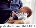 父親 爸爸 嬰兒 36614016