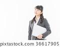 女商人便攜式計算機 36617905
