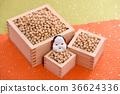 Setsubun's beanpowder 36624336