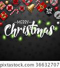 christmas xmas bulb 36632707