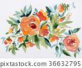 ใบไม้,สวย,งดงาม 36632795