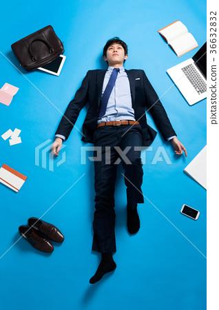 Businessman 36632832