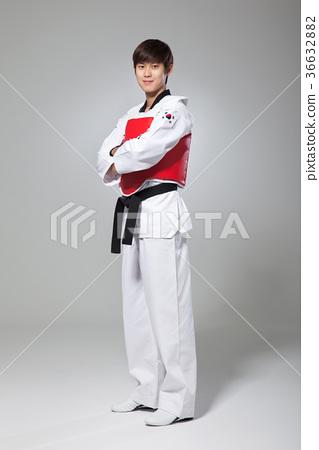 跆拳道 36632882