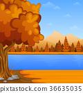 autumn, landscape, scenery 36635035